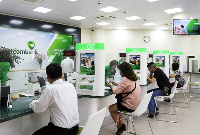 Vietcombank có 6 mục tiêu chính mà Dự án Chuyển đổi ngân hàng số hướng đến.